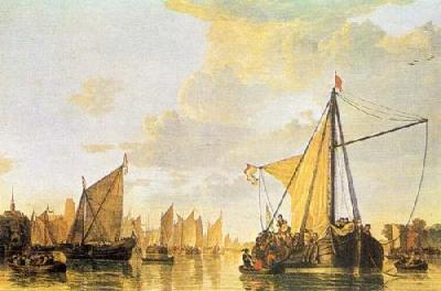 Maas At Dordrecht