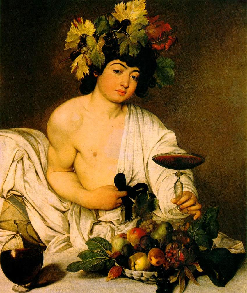 Work done by Michelangelo Merisi da Caravaggio