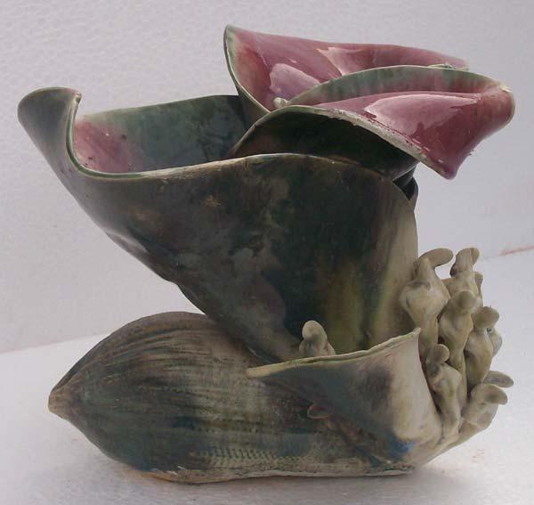 Ceramics Painting by Nidhi Chopra